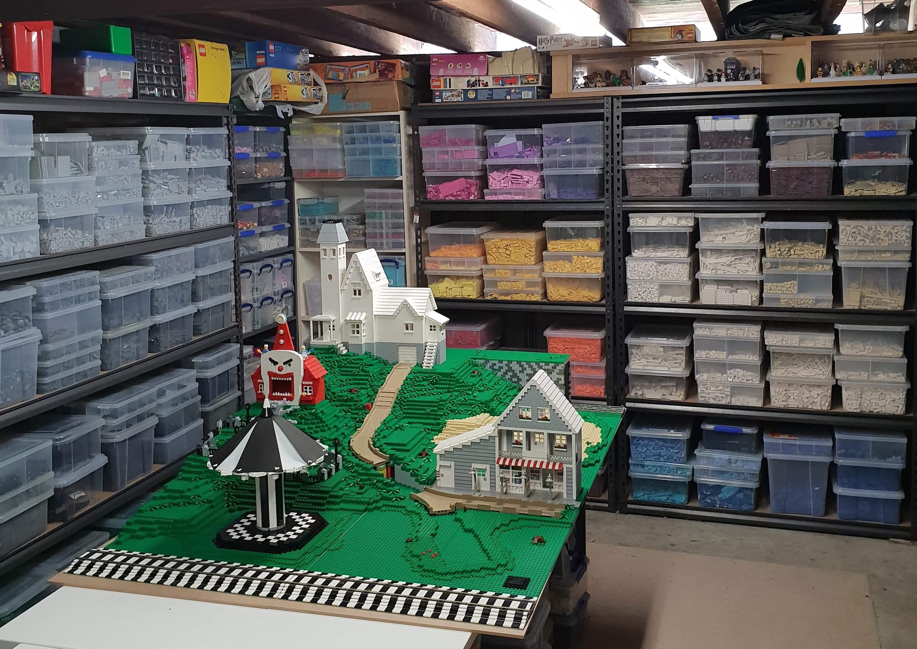 Image result for lego storage containers
